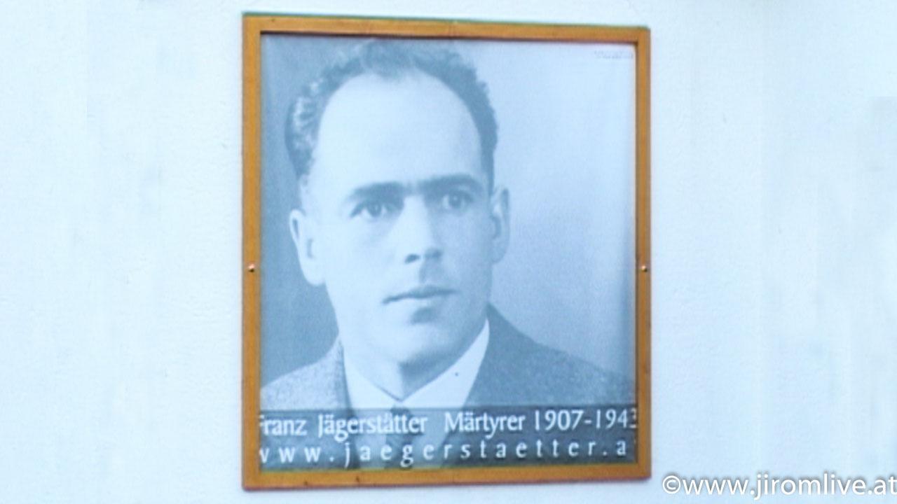 Franz Jägerstätter – Widerstand aus dem Innviertel