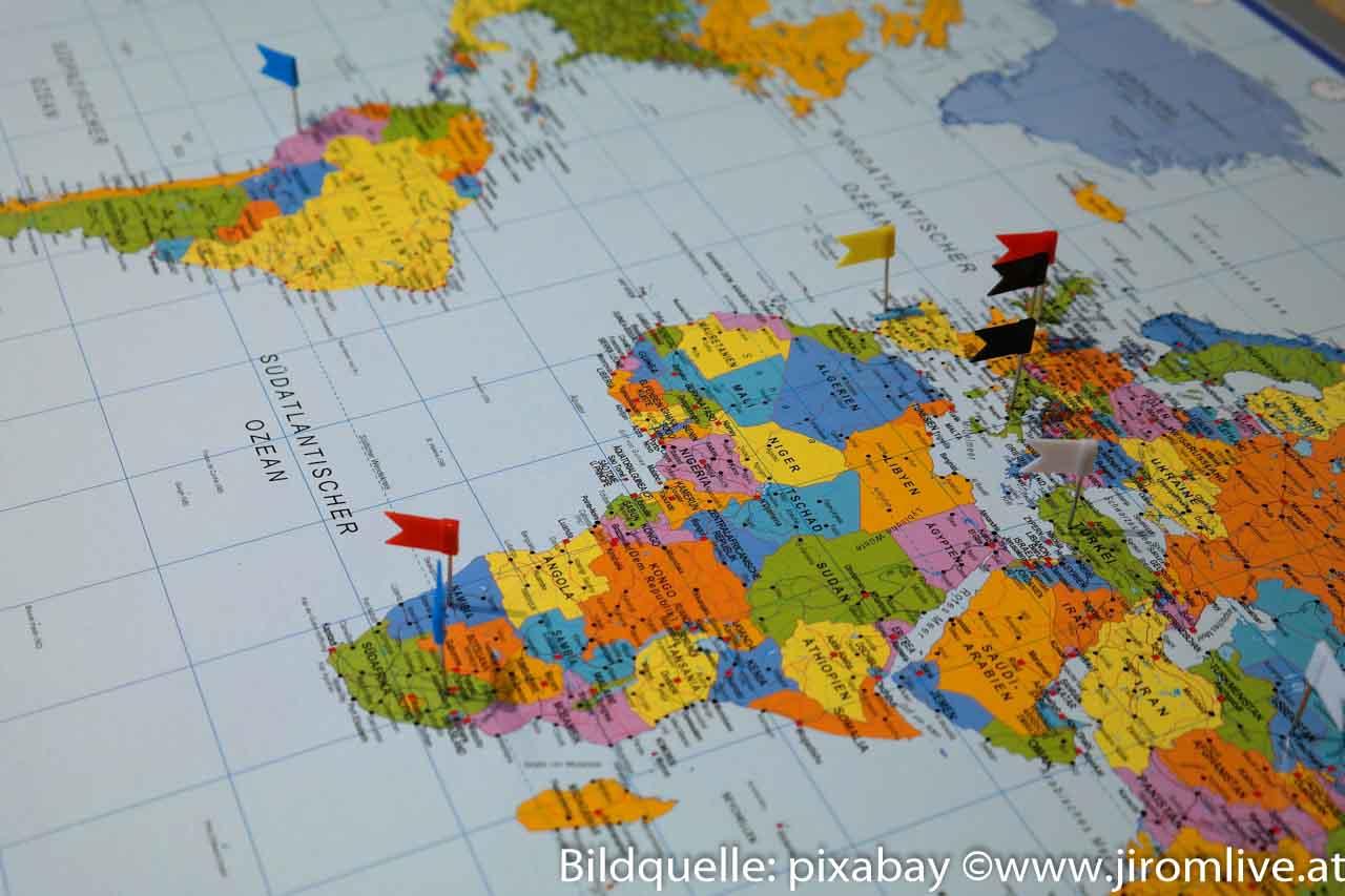 Gut zu wissen: Arbeiten im Ausland