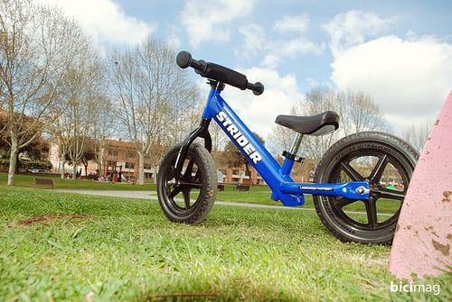 子供のための新しいスタイルのバイク「ストライダー」の3つの特徴