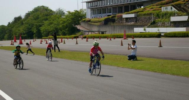 【吉報】弱虫ペダルの合宿地「日本サイクルスポーツセンター」でイベントができるらしい