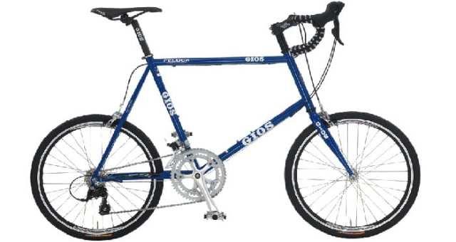 可愛らしくも高性能!ロード系ミニベロ自転車