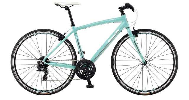 Bianchiの2017モデルのクロスバイクを紹介します!