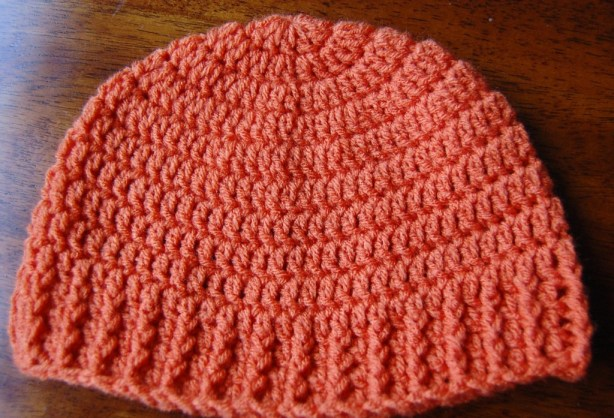 Men's Free Crochet Hat Pattern