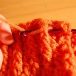 Front-Post Double Crochet