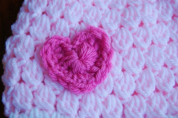 Free Pattern: Crochet Heart
