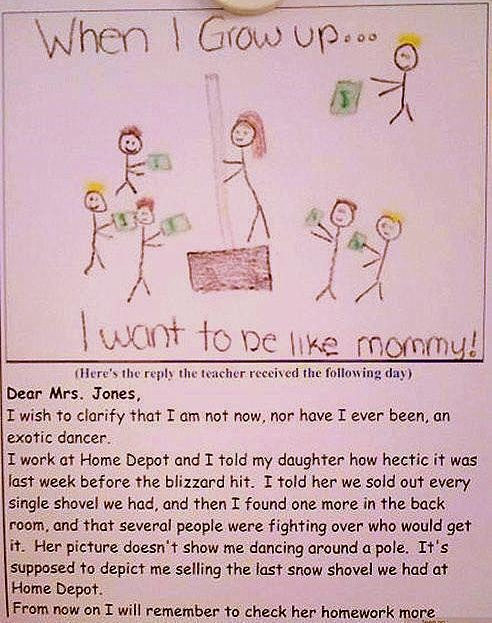 Mother's Day Humor 2