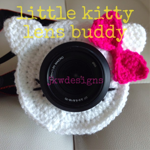 little kitty lens buddy