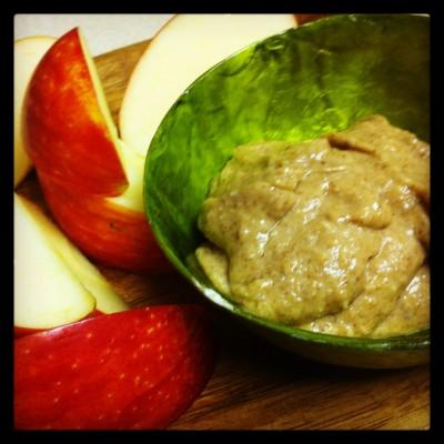 Almond-Coconut Nut Butter on JL goes Vegan