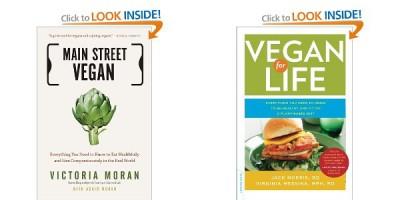 book giveaway on JL goes Vegan