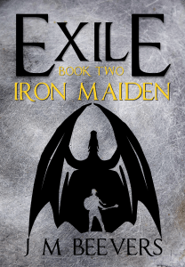 Iron Maiden ebook Cover