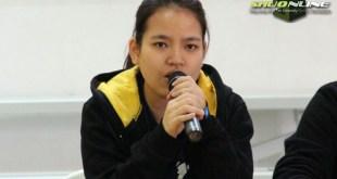 陳瑞玲促請校方經公開遴選委任校長整頓架構。(受訪者提供)