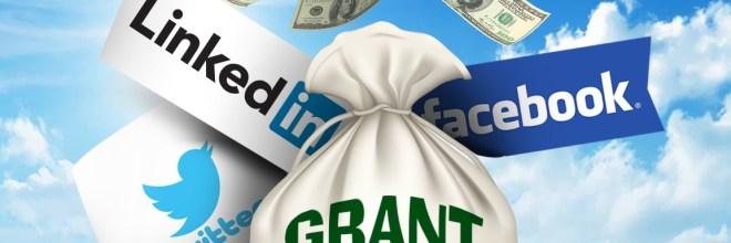 Grants and Social Media