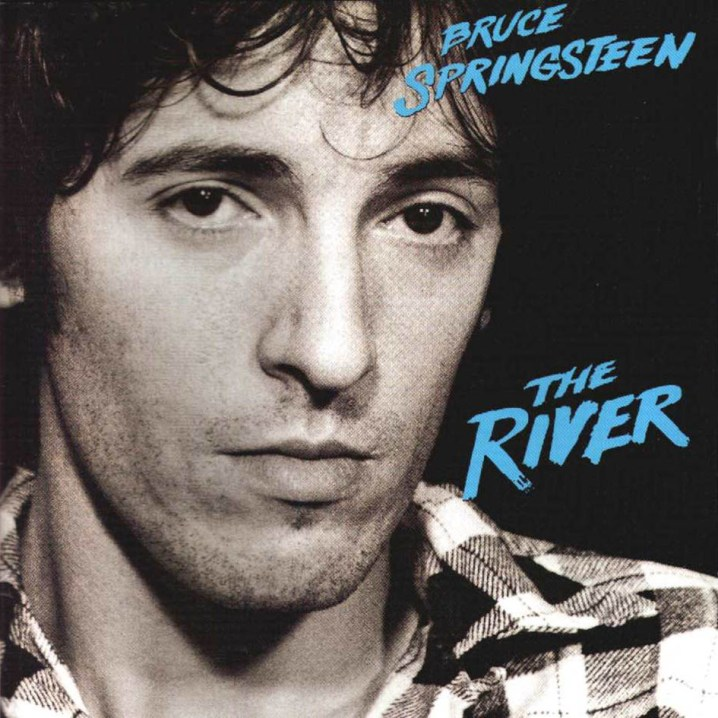 river Five Favorites from Bruce Springsteen aka THE BOSS   #MusicMonday
