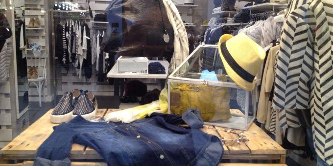 J.Nicholas abbigliamento Argenta