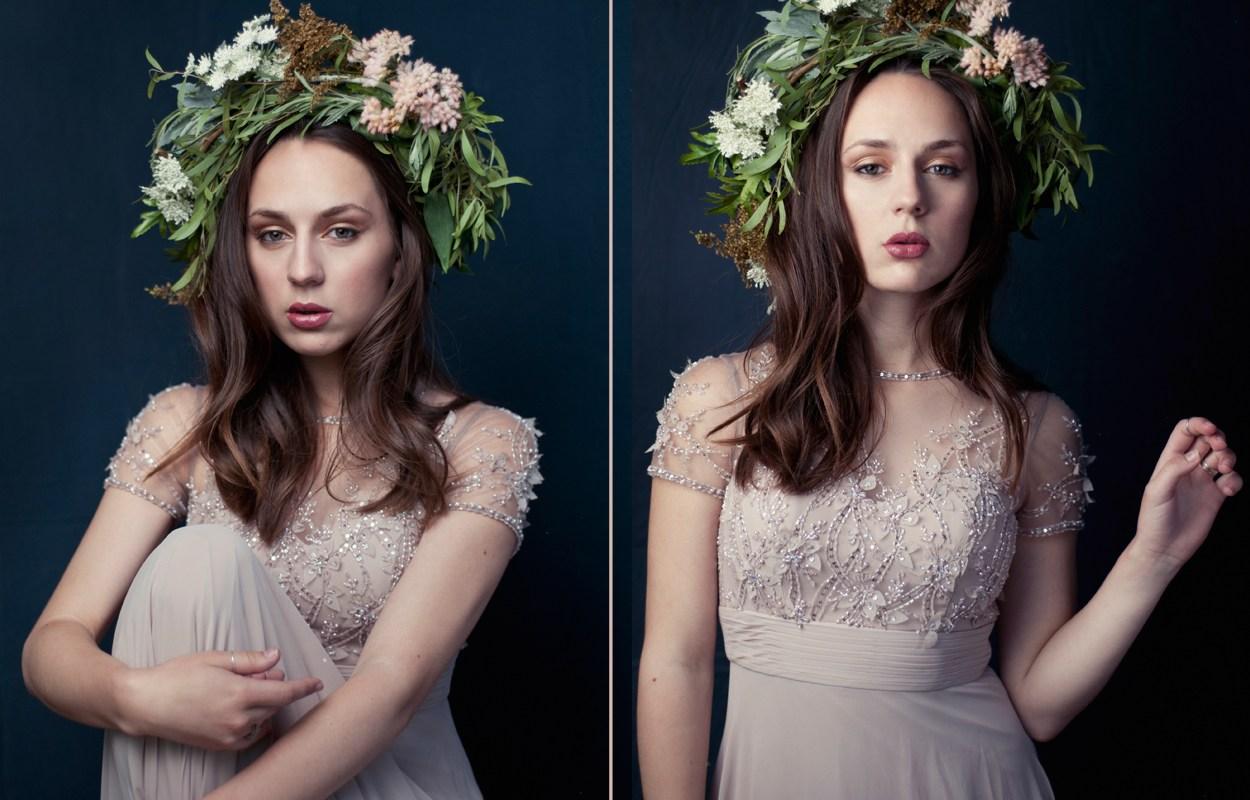 Anastasiia – Model Test Shoot