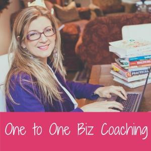 One to One Biz Coaching with Jo-Ann Blondin
