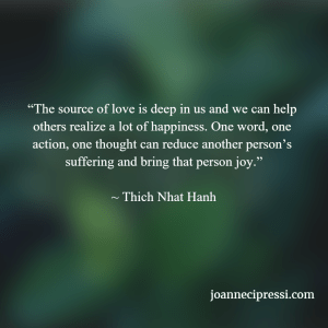 The source of love Thich Nhat Hanh