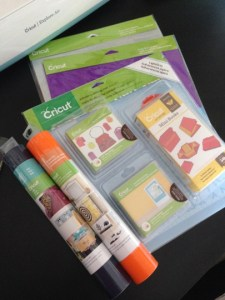 August Cricut Mystery Box