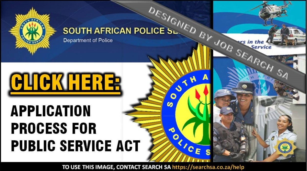 application process for public service act