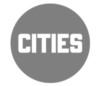cities-bw