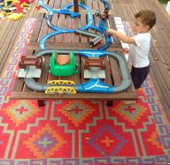 train set assembly