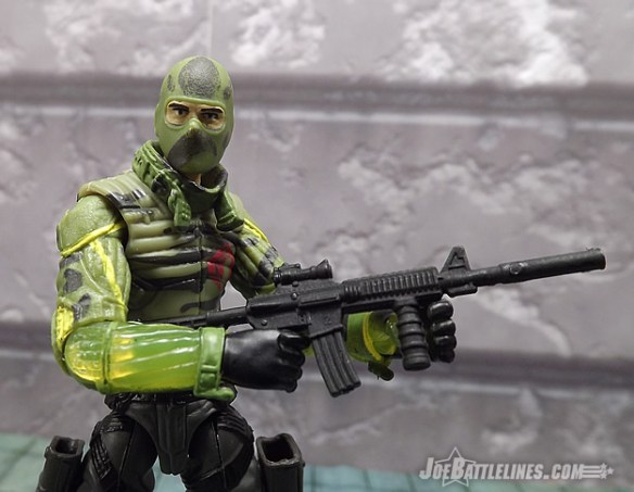 G.I. Joe Retaliation Firefly