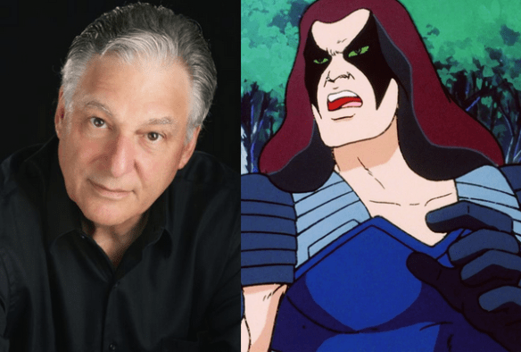 Zack Hoffman voice of Zartan