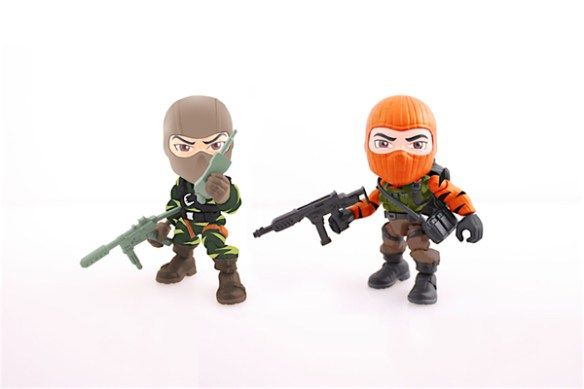 SDCC Toys R Us Loyal Subjects G.I. Joe exclusives
