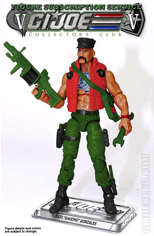 G.I. Joe FSS 5 Gaucho