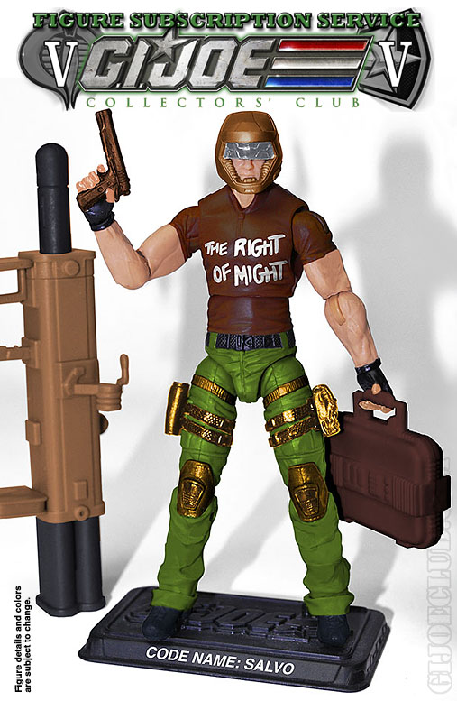 G.I. Joe FSS 5 Salvo update