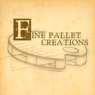 Fine Pallet logo design