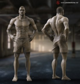 GSP - Clay Render