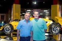 Al Unser Return to Racing at SVRA Brickyard Invitational