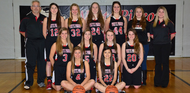 White Pigeon girls basketball team hammers Marcellus on the road