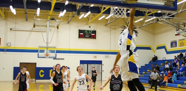 Centreville boys thump Michigan Lutheran in BCS Crossover game