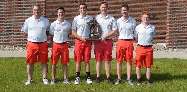 White Pigeon golf team wins regional title, Centreville's Heffner top individual state qualifier