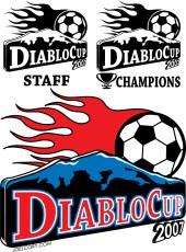 2007 Diablo Cup T-shirt