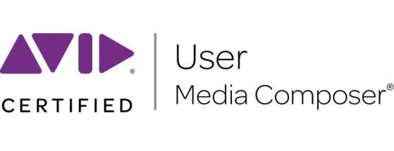 Avid Media Composer Certified User