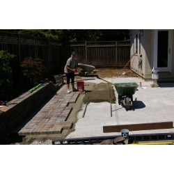 Small Crop Of How To Cut Pavers