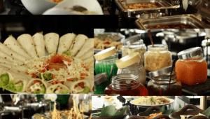 makan siang enak murah di hotel berbintang