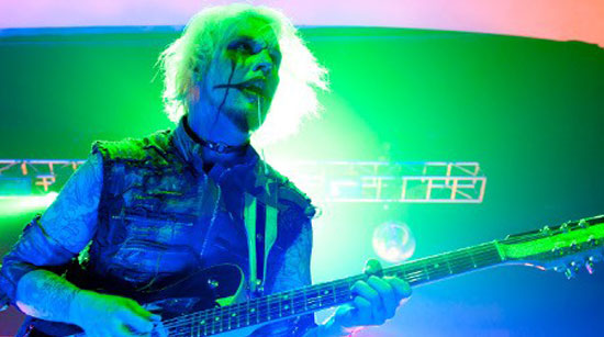 John 5 Rob Zombie interview