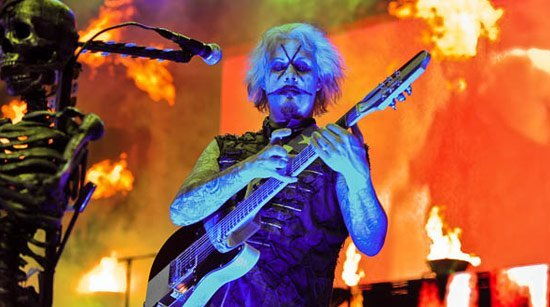 John 5 Amy Sticker