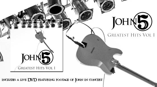 John 5 Greatest Hits