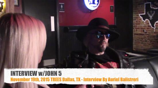 John 5 Jam Magazine