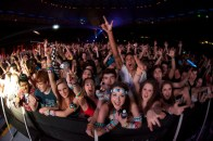 Over 12,000 EDM fans packed BC Place