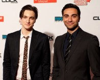 Richard Harmon (Continuum) & Lee Majdoub (Splinter Cell)