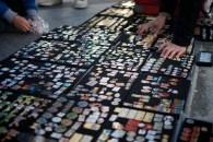 Olympic Pin vendors