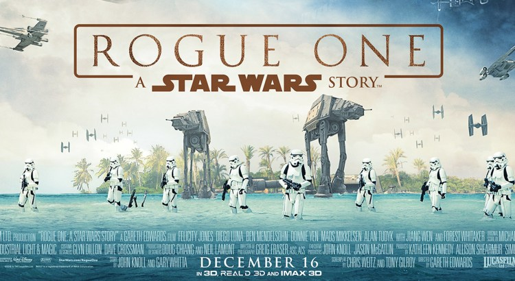 Rogue One Review Header