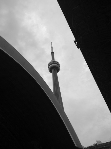 Rogers Centre and CN Tower