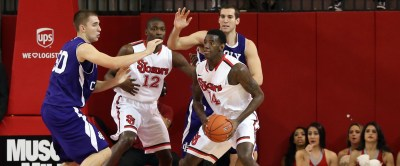 St. John's Hosts UNC Asheville for Ugly Christmas Sweater Night